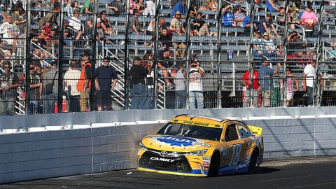 Photos: Kyle Busch's wild 2015 NASCAR season in pictures
