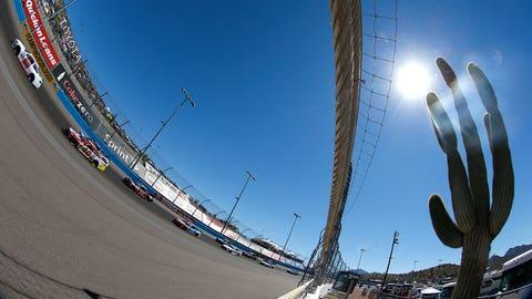 Phoenix Raceway to Undergo $178 Million Renovation