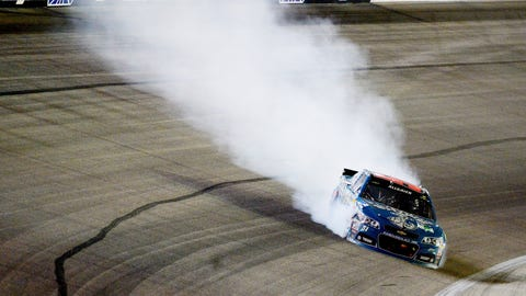 Crash. Bang. Boom: Look back at some of the most spectacular wrecks of 2015