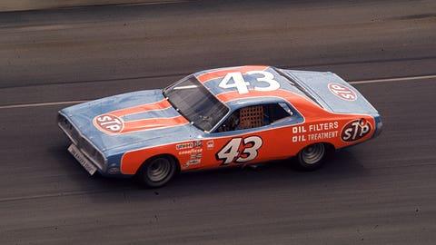 Richard Petty, 2 victories