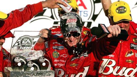 Dale Earnhardt Jr., 6 victories