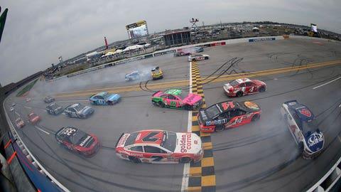Plate hate: 15 controversial moments at Daytona, Talladega