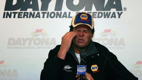 Michael Waltrip Racing cheating scandal rocks Daytona Speedweeks
