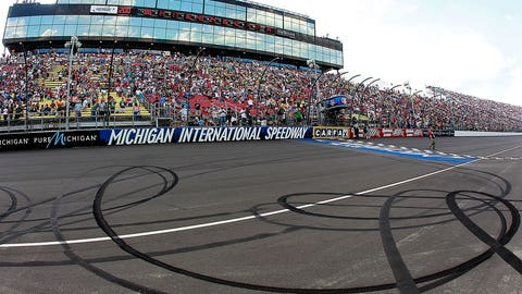 4. The second Michigan race is pushed back