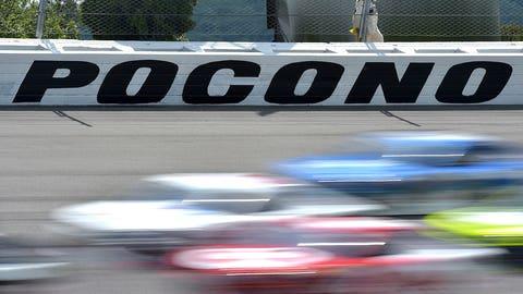 6. Pocono will have a new companion race