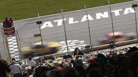 Atlanta Motor Speedway: 197.478 mph