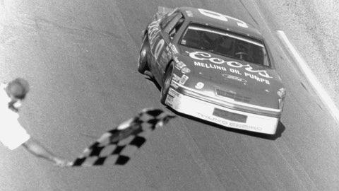 Daytona International Speedway: 210.364 mph