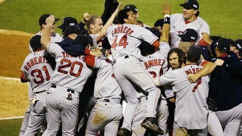 Boston Red Sox, 3