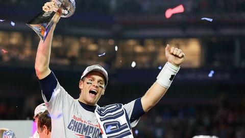 New England Patriots, 4