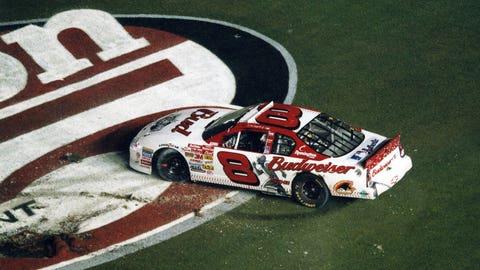 Daytona, summer 2001