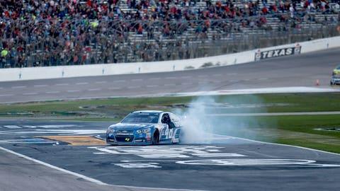 4. AAA Texas 500, Texas Motor Speedway, $462,976