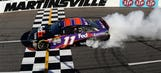 It's delivery time … on every one of Denny Hamlin's race wins