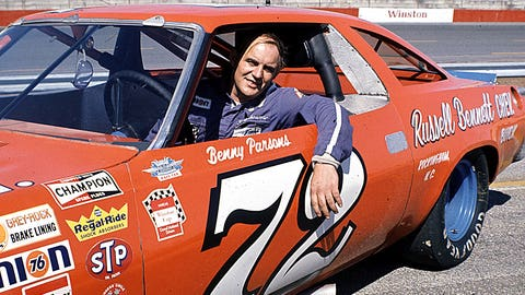 Benny Parsons, Class of 2017