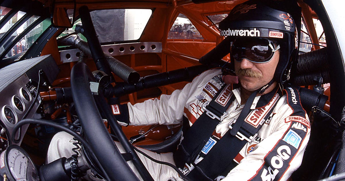 Recalling Dale Earnhardt And The Safety Debate Fox Sports