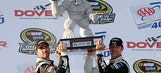 Winner's Weekend: Johnson's A Beast At The Monster Mile