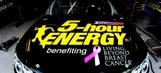 Real Racers Wear Pink: NASCAR Kicks Off Breast Cancer Awareness Month