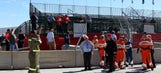 IndyCar Wreck Reiterates Importance Of Catch Fences