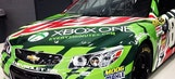 Dale Jr.'s Running A Special Paint Scheme In Talladega