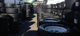 On The Ground In Martinsville: Pics From The Garage