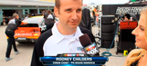 Rapid fire: Crew chief Rodney Childers talks about relaxing, steaks & more