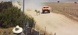 Former Cup Driver Robby Gordon Almost Hit A Donkey In The Baja 500 (Video)