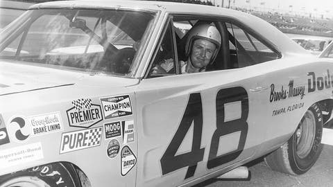 The history of the No. 48 in NASCAR