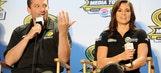 Tony being Tony: Sarcastic Stewart makes triumphant return during NASCAR Media Tour