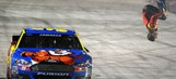 GIF It Up: Danica pushes, Ragan spins and Edwards flips at Bristol