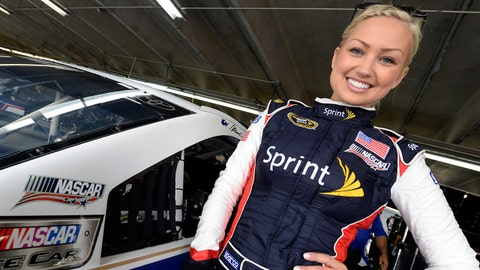 NASCAR WAG of the Week: Chad Knaus' wife, Brooke