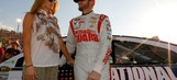 Dale Jr. getting married at Daytona? Earnhardt responds to National Enquirer story