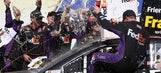 GIF It Up: Fuzzy arms and Gatorade celebrations in Talladega