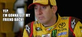 Photos: The road back for Kyle Busch and Kasey Kahne