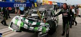 GIF It Up: Big storms and big wrecks at Daytona International Speedway