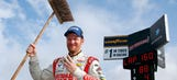 How sweep it is: Ride along with Dale Earnhardt Jr. at Pocono (VIDEO)