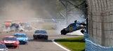 Photos: Wild Watkins Glen wreck frame-by-frame