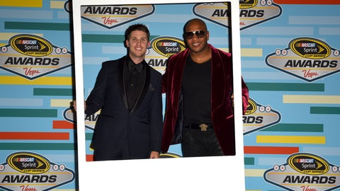 For Denny Hamlin: A picture with Taylor Swift