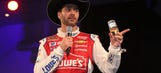 New Year's resolutions for your favorite NASCAR drivers