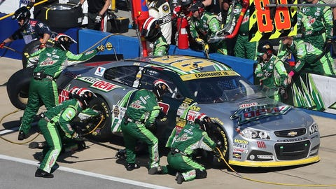 NASCAR driver New Year's resolutions: Dale Earnhardt Jr.