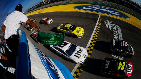 NASCAR driver New Year's resolutions: NASCAR
