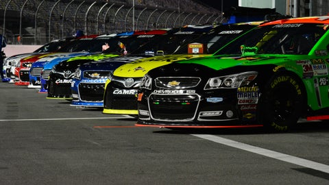 Grid Walk: Sprint Unlimited at Daytona International Speedway