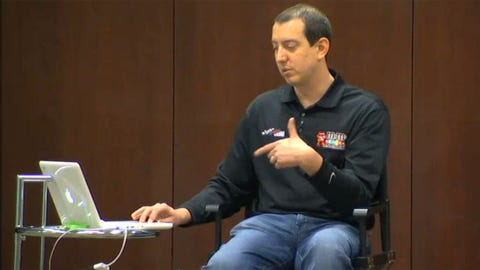 NASCAR Wonka uncovers ANOTHER Kyle Busch presentation