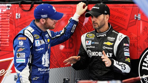 NASCAR Wonka has some advice for Dale Earnhardt Jr.
