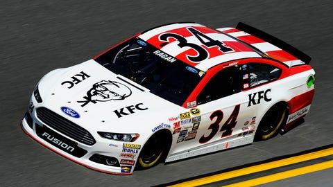 David Ragan: KFC