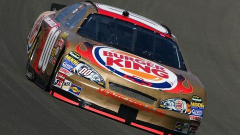 Bill Elliott: Burger King