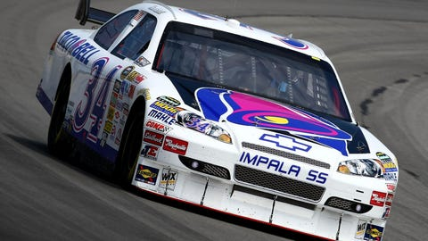 John Andretti: Taco Bell