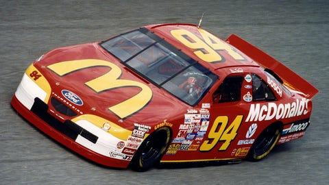 Bill Elliott: McDonald's