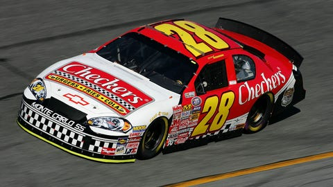 Robert Richardson, Jr.: Checker's