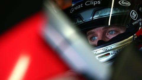 NASCAR Wonka 'checks in' on Kasey Kahne