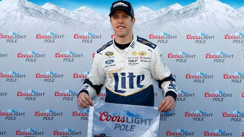 Are Keselowski's pit-stall issues behind him?