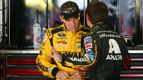 Can 'The Gordfather' help keep the peace at Martinsville?